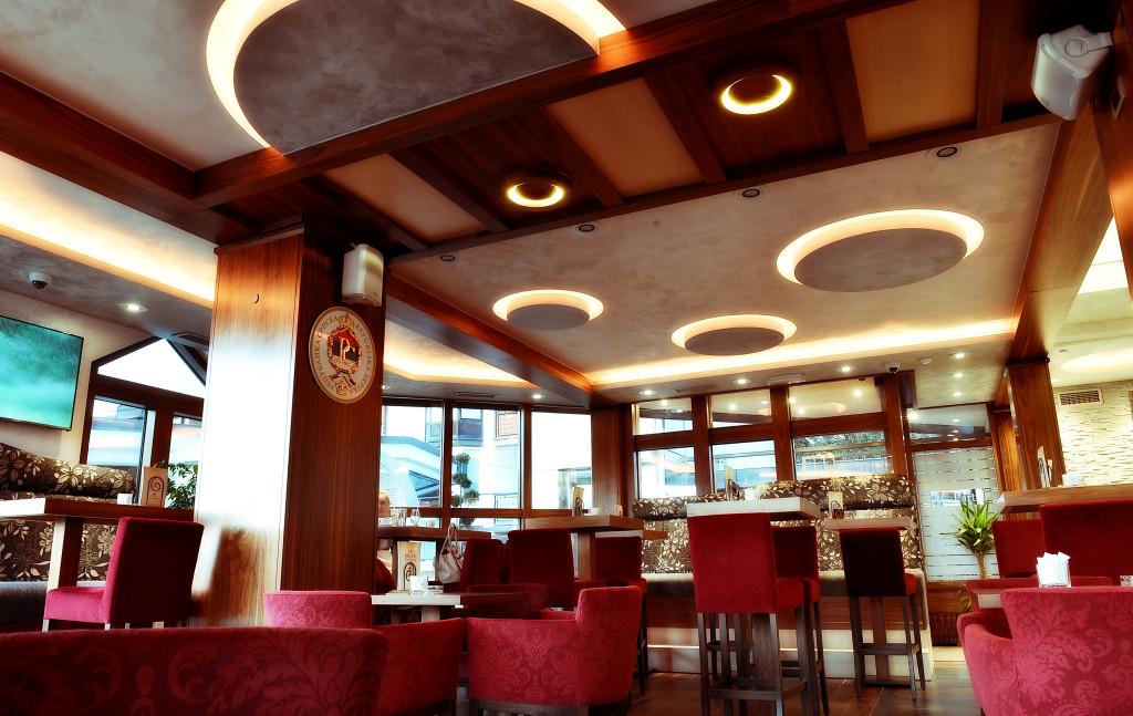 Maria Partel _ Restoran _ Caffe bar _ Club