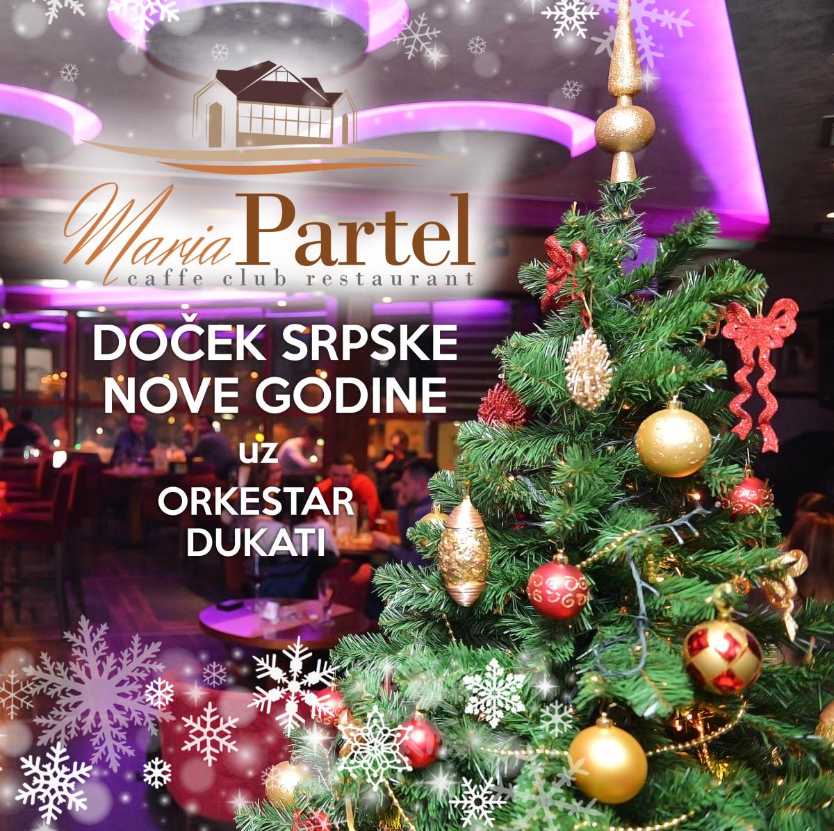 Proslava Srpske Nove godine / 2016
